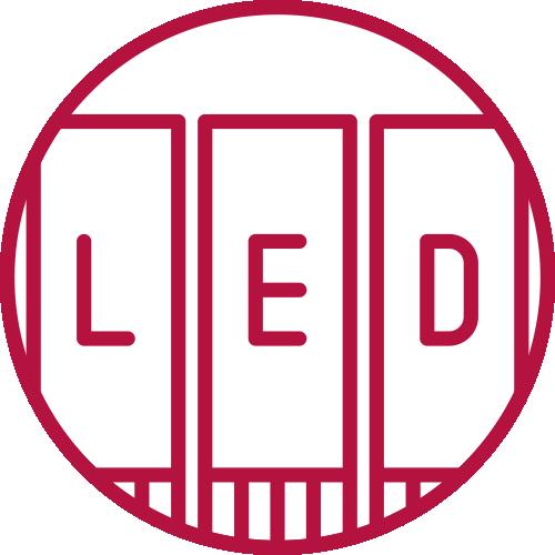 LED-Stands & Fluggeschirr